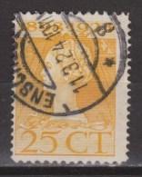 NVPH Nederland Netherlands Pays Bas Niederlande Holanda 126 Used; Stempel, Cancel, Estamp, Matasello Enschede - Periode 1891-1948 (Wilhelmina)