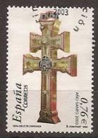España U 4013 (o) Cruz De Caravaca. 2003 - 2001-10 Usados