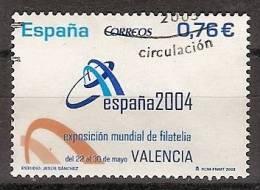 España U 4033 (o) Valencia.2003 - 2001-10 Usados