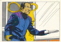 Vignette Autocollante N° 123 : Sports De Combat, Arts Martiaux, Self-Adhesive, Selbstklebend, Aanklevend - Adesivi
