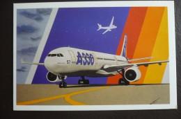 AIRBUS A 330 - 1946-....: Moderne