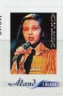 BW0242 Orange 2009 Girl Singer 1v MNH - Cinema