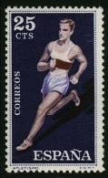 Spanje  Jaar 1960 - 1201* - Scharnier - Charnière - Hanged - 1931-Aujourd'hui: II. République - ....Juan Carlos I