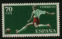 Spanje  Jaar 1960 - 1203* - Scharnier - Charnière - Hanged - 1931-Aujourd'hui: II. République - ....Juan Carlos I
