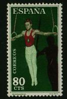 Spanje  Jaar 1960 - 1204* - Scharnier - Charnière - Hanged - 1931-Aujourd'hui: II. République - ....Juan Carlos I