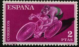 Spanje  Jaar 1960 - 1207* - Scharnier - Charnière - Hanged - 1931-Aujourd'hui: II. République - ....Juan Carlos I