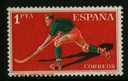 Spanje  Jaar 1960 - Michel 1205* - Scharnier - Charnière - Hanged - 1931-Aujourd'hui: II. République - ....Juan Carlos I
