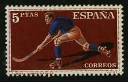 Spanje  Jaar 1960 - Michel 1210* - Scharnier - Charnière - Hanged - 1931-Aujourd'hui: II. République - ....Juan Carlos I