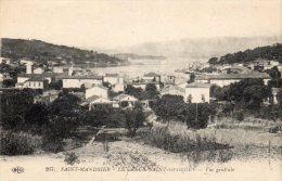 SAINT MANDRIER - LE CREUX SAINT GEORGES  -Vue Générale - Saint-Mandrier-sur-Mer