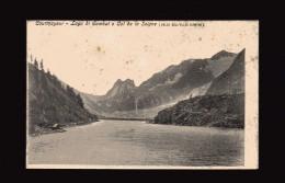 Courmayeur.-x- Lago DiGombal E Col De La Seigne ( Valle Dell´allée Blanche ). - Italia