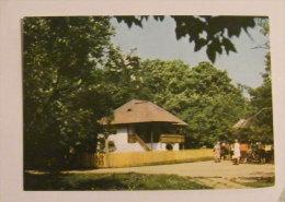 Kt 541 / House From Chiojdu Mic Village, Buzau District - Romania