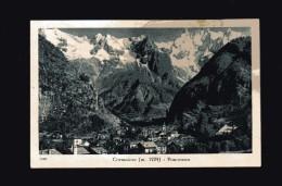 Cormaiore - Panorama. Timbro 28/08/1947 - Italia