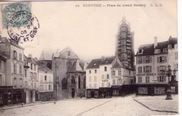 Pontoise.. Place Du Grand Martroy.. Commerces.. Boulangerie.. Pâtisserie.. Tabac.. Caves - Pontoise