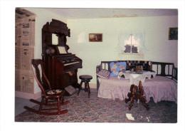Etats Unis: Prairie Homestead Historic Site, Interior, South Dakota, The Room, Piano (14-3584) (14-3584) - Etats-Unis
