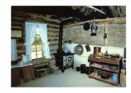 Etats Unis: Prairie Homestead, Registered National Historic Place, Interior, South Dakota (14-3585) - Etats-Unis