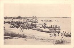 Afrique  (Zambie Zambia) ZAMBEZE La Flotille Des Canots Royaux ( Sté Des Missions Evangéliques Religion) * PRIX FIXE - Zambie