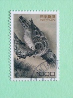 Japan 1995 Scott 2485 = 14.50 $ - Bird Raptor - 1989-... Emperor Akihito (Heisei Era)