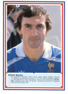 (ORL 500) France Footballer - Equipe De France De Football -  M. Bossis - Personalità Sportive