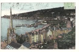Cp, Ecosse, Rothesay, Voyagée 1909 - Bute