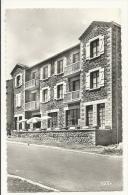 """Cp, Commerce, Les Barraques (43) - Hôtel Restaurant """"A La Bonne Auberge"""" - Restaurants"""