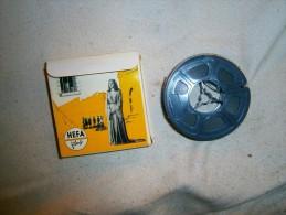 ANCIEN FIM 8 M/M  HEFA  RIXE AU SALOON - Bobines De Films: 35mm - 16mm - 9,5+8+S8mm