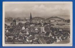 Deutschland; Düsseldorf; Totalansicht; 1929 - Düsseldorf
