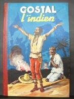 AF. Lot. 137. Costal L'Indien De Gabriel Ferry. Illustrations De Robert Rigot - Bücher, Zeitschriften, Comics