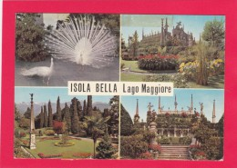 Isola Bella, Lago Maggiore, Lombardia Region, Italy, Posted With Stamp, A7. - Italy