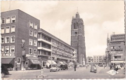 59. Pf. DUNKERQUE. Place Jean-Bart (Côté Ouest) Et Beffroi. 349 - Dunkerque