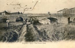 Brignoles - Pont Notre Dame - Brignoles