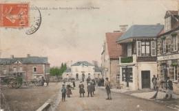 FOUGEROLLES -53- RUE PRINCIPALE - AU FOND LA MAIRIE - BELLE ANIMATION - Altri Comuni
