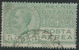 Italia 1926 PA Usato - £ 5 - 1900-44 Vittorio Emanuele III