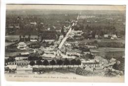 CPA AVRANCHES (Manche) - Panorama Vers La Route De Granville - Avranches
