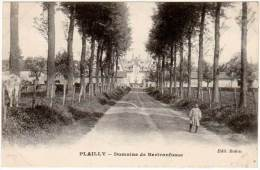 Plailly - Domaine De Bertranfosse ( édition Robin ) - Autres Communes