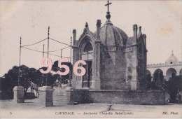 CPA * * CARTHAGE * * Ancienne Chapelle Saint-Louis - Tunisie