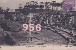 CPA * * CARTHAGE * * Le Cirque - Tunisie