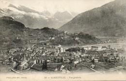 Albertville - Vue Générale - Albertville