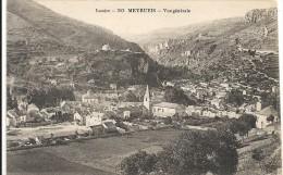 Lozere : Meyrueis, Vue Générale - Meyrueis