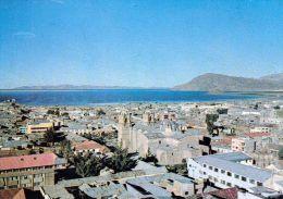 1 AK Peru * Blick auf die Stadt Puno und den Titicaca See *