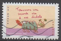 FRANCE  N°976__OBL VOIR SCAN - Francia