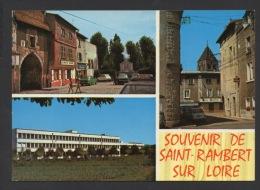 DF / 42 LOIRE / SAINT JUST SAINT RAMBERT / ST-RAMBERT-SUR-LOIRE / PLACE DE LA PAIX / MAISON DE RETRAITE / RUE DU 8 MAI - Saint Just Saint Rambert