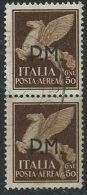 Italia 1942 PA Usato - Posta Militare 50c Coppia - 1900-44 Vittorio Emanuele III