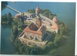 Lithuania, Traku Pilis, Tarakai Castle, 1978 Unused Postcard [14149] - Lithuania