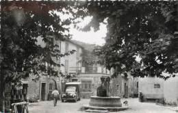 """/ CPSM FRANCE 11 """"Maisons, La Place"""" - France"""