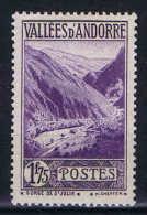 Andorre: 1932 Mi 42 MH/*