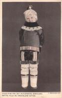 ¤¤   -   DANEMARK  -  Lille Pige Fra Det Nuvaerende Gronland  -  Petite Fille Du Groenland   -  ¤¤ - Danemark