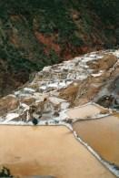 1 AK Peru * Salzterassen - Las Salinas im Tal des Flusses Urubamba *