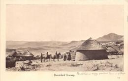 ¤¤  -  LESOTHO   -  BASUTOLAND Scenery    -  ¤¤ - Lesotho