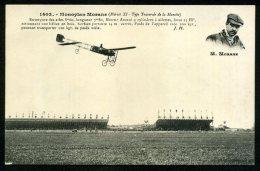 Le Monoplan MORANE (Blériot XI) - Aviateurs