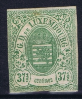 Luxembourg: 1859 Yv Nr10 Not Used (*)